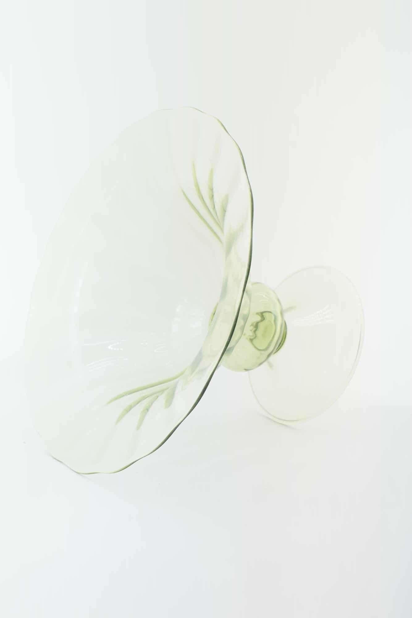 Витторио Цекчин Чашка из муранского стекла 30-х годов - (Art.37076)