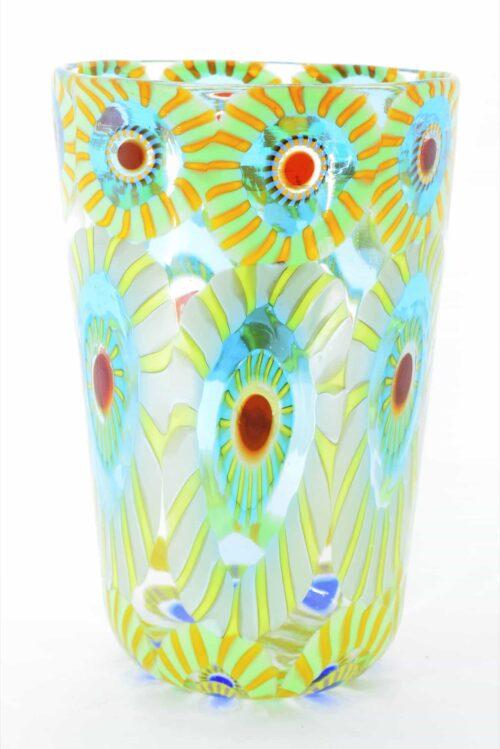 Murano glass murrine glass