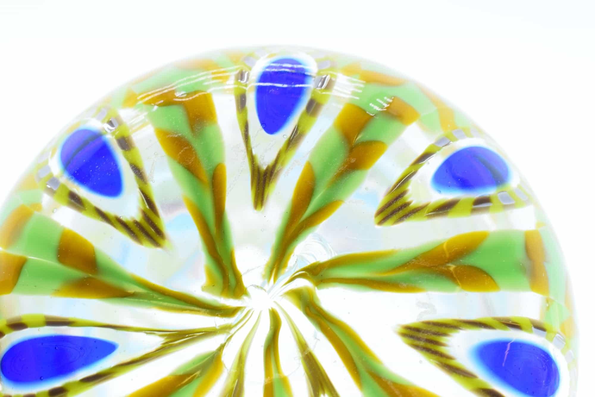 Murrine Glass In Murano Glass - (Art. 37652)