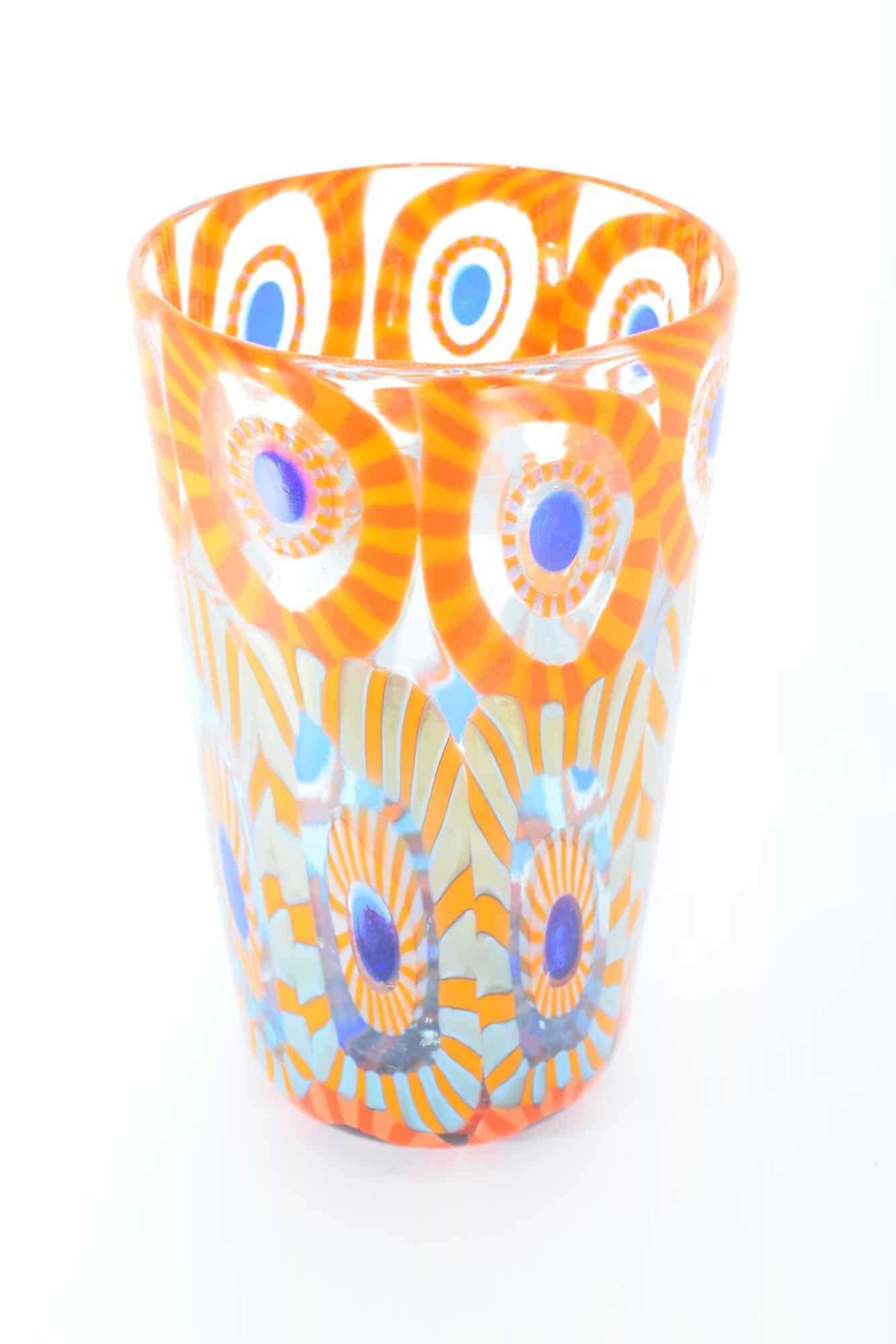 Murrine Glass In Murano Glass - (Art. 37658)