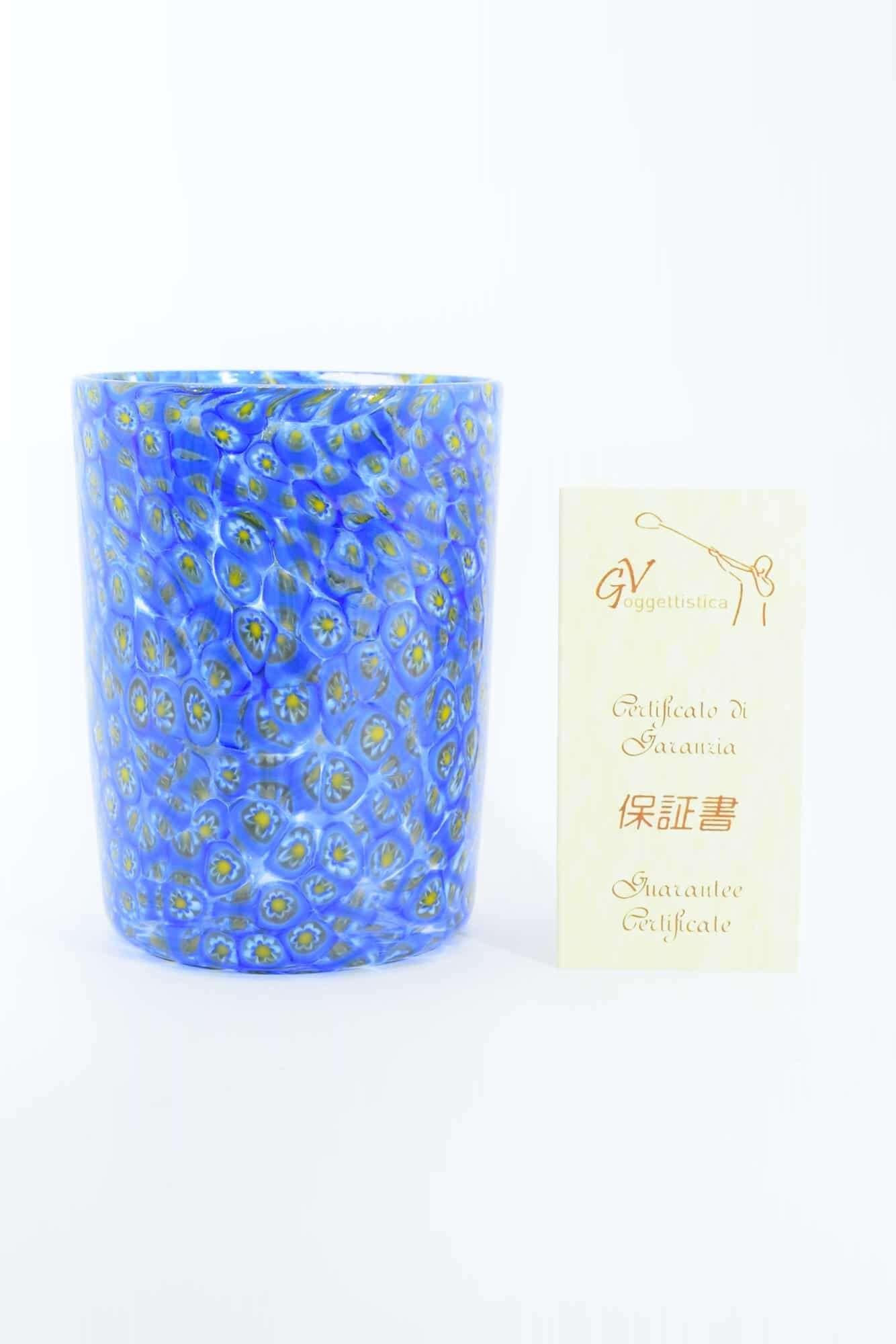 Murrine Glass In Murano Glass - (Art. 37749)