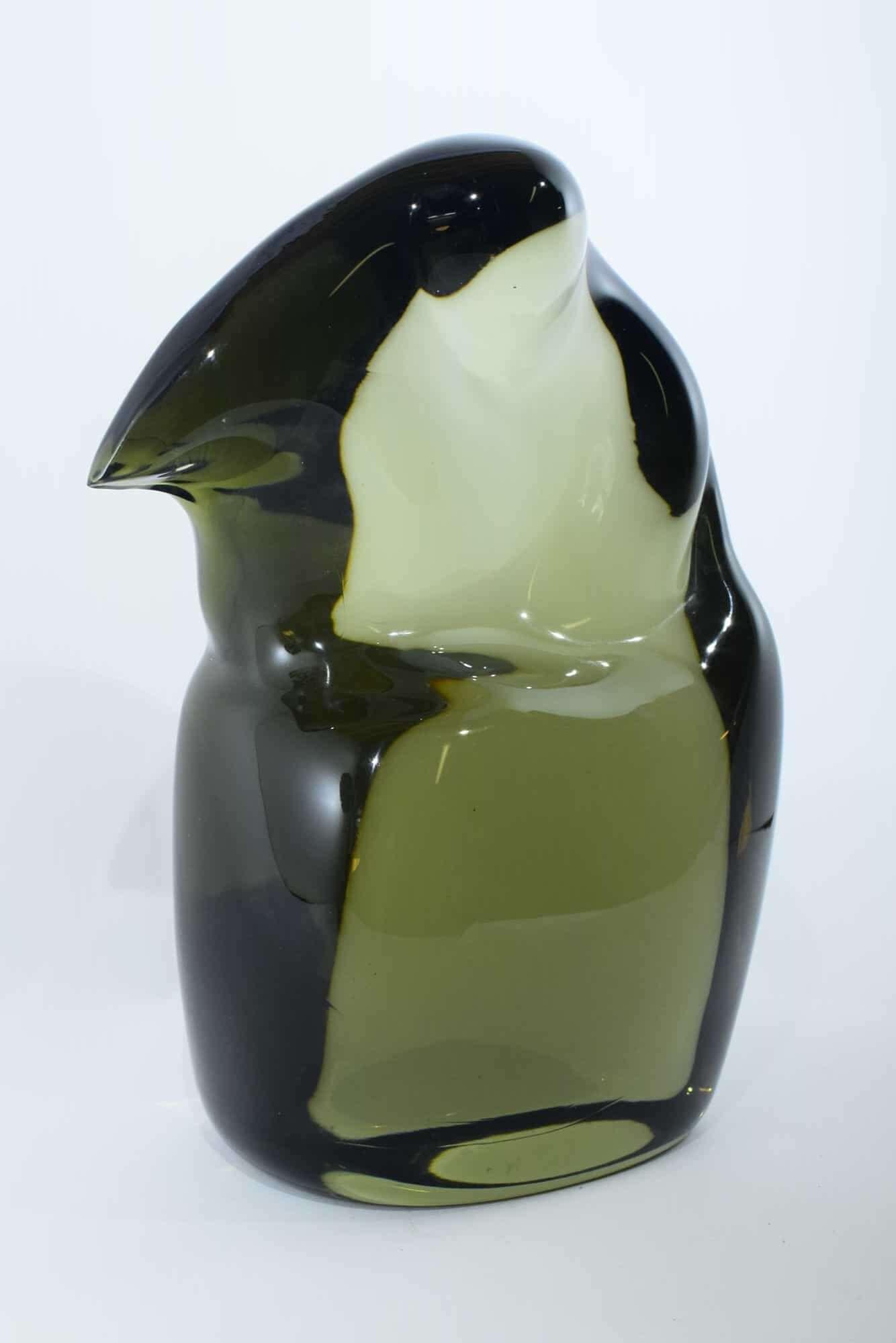 Скульптура Эрманно Насона из муранского стекла - (Art. 37863)