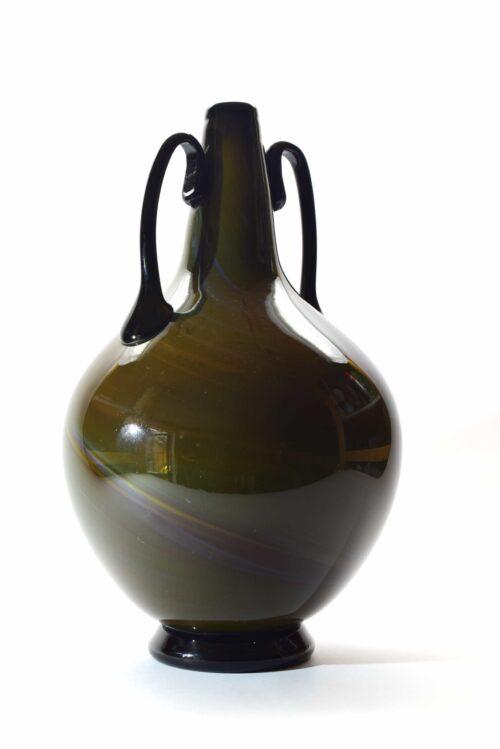 Адриано далла Валентина ваза из муранского стекла