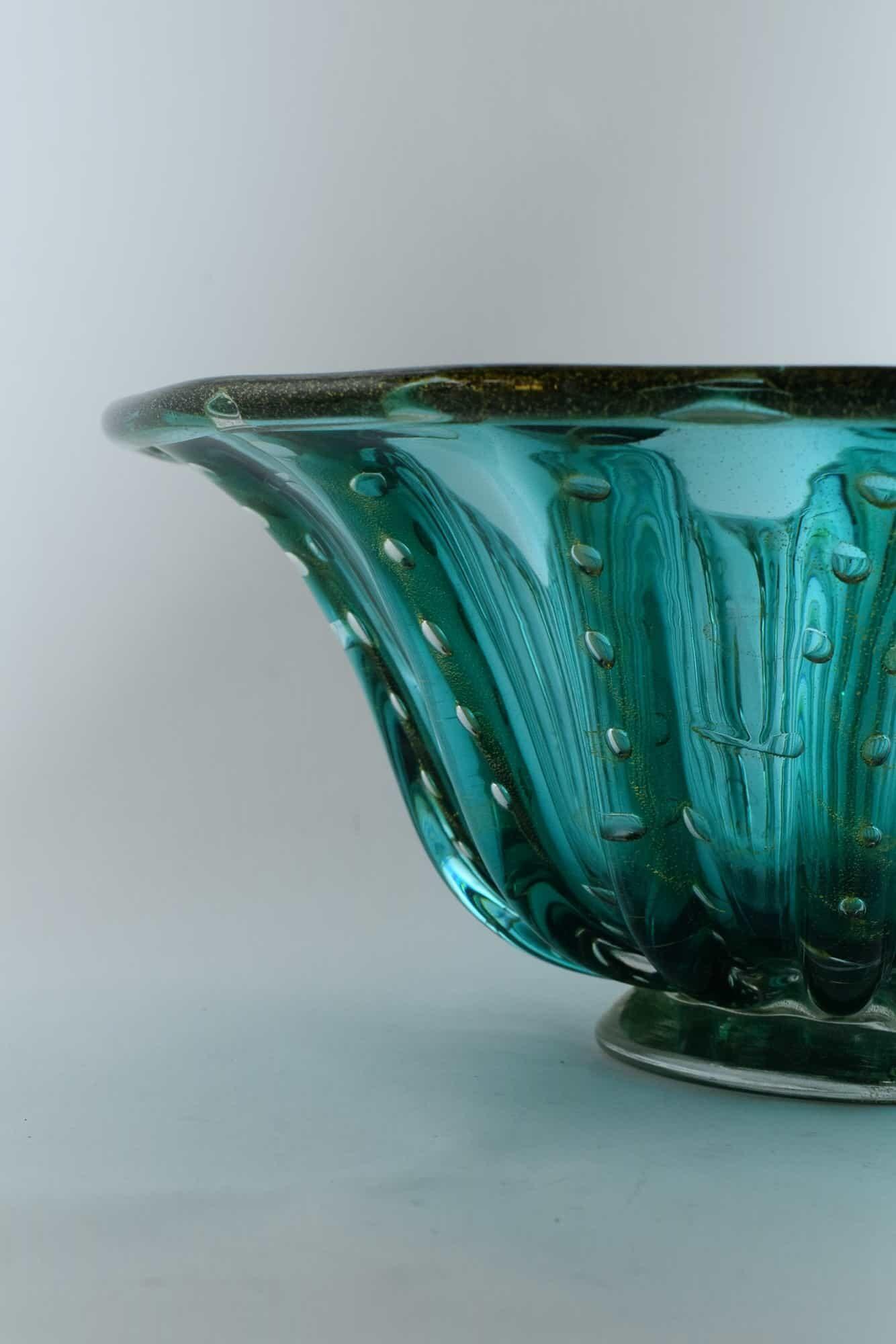 Центральное украшение из муранского стекла Альберто Дона - (Art. 38752)