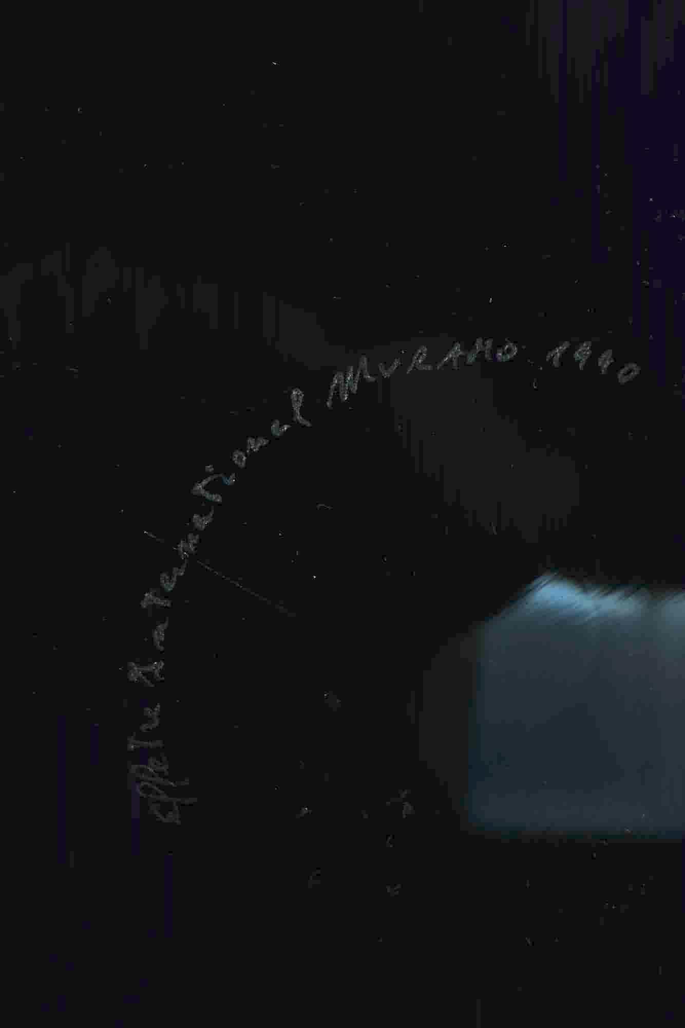 """Центральное украшение """"Волны"""" из муранского стекла (Art. 38151)"""