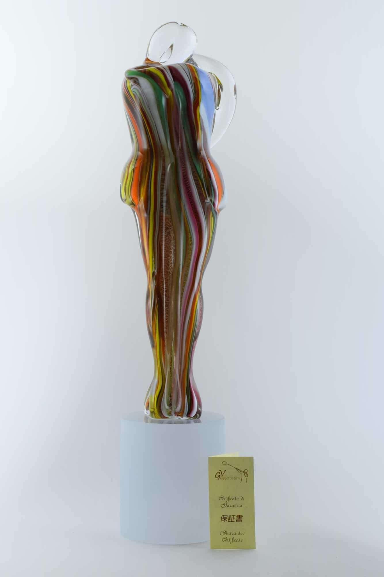 Скульптура любителей муранского стекла - (Art. 38071)